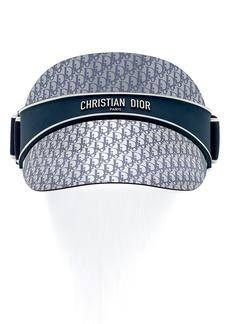 Christian Dior Dior Club Sun Visor