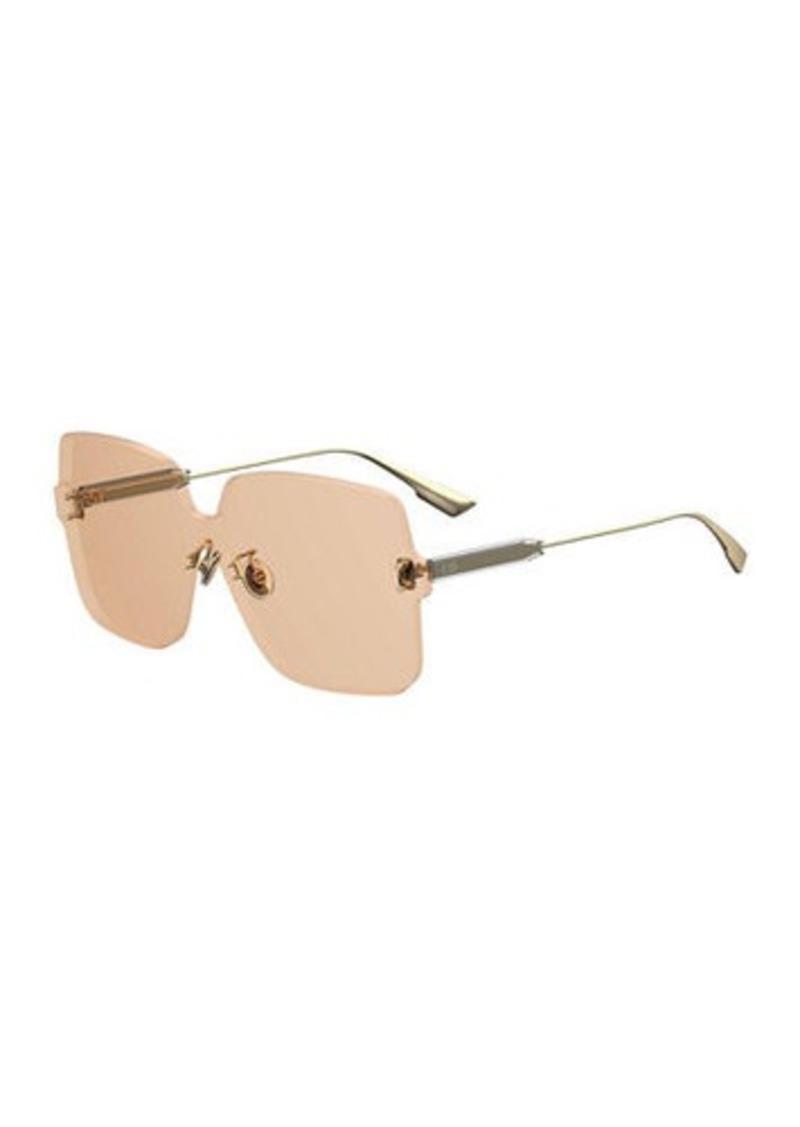 Christian Dior Dior ColorQuake1 Square Shield Sunglasses