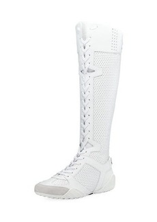 Christian Dior Dior D-Fence Knee-High Lace-Up Sneaker