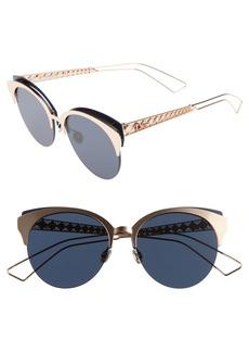 Dior Dior Clubs 55mm Sunglasses