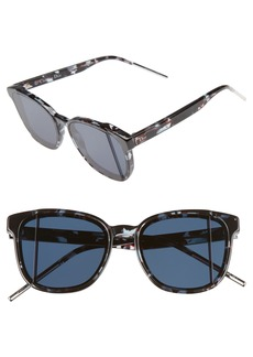 Christian Dior Dior Dior Steps 55mm Sunglasses