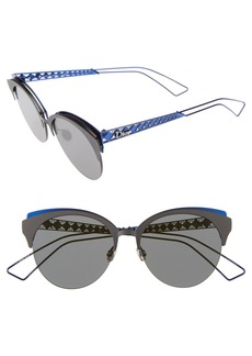 Dior Diorama 55mm Retro Sunglasses