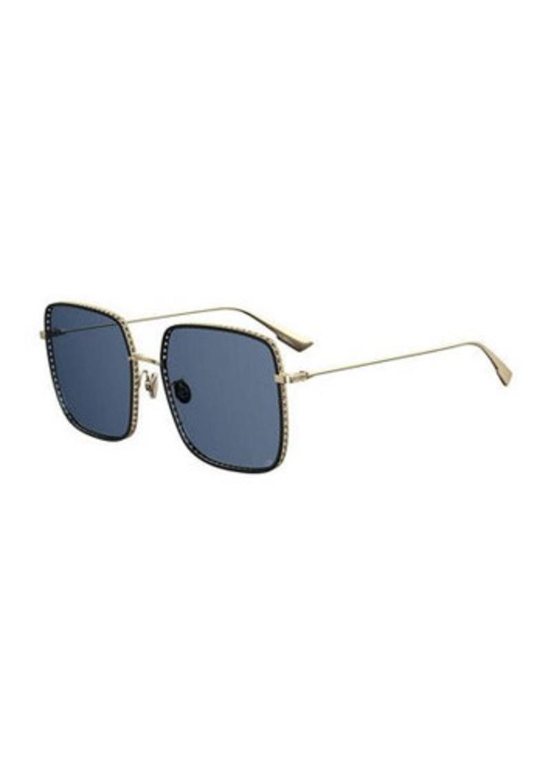 Christian Dior Dior DiorByDior3 Square Sunglasses