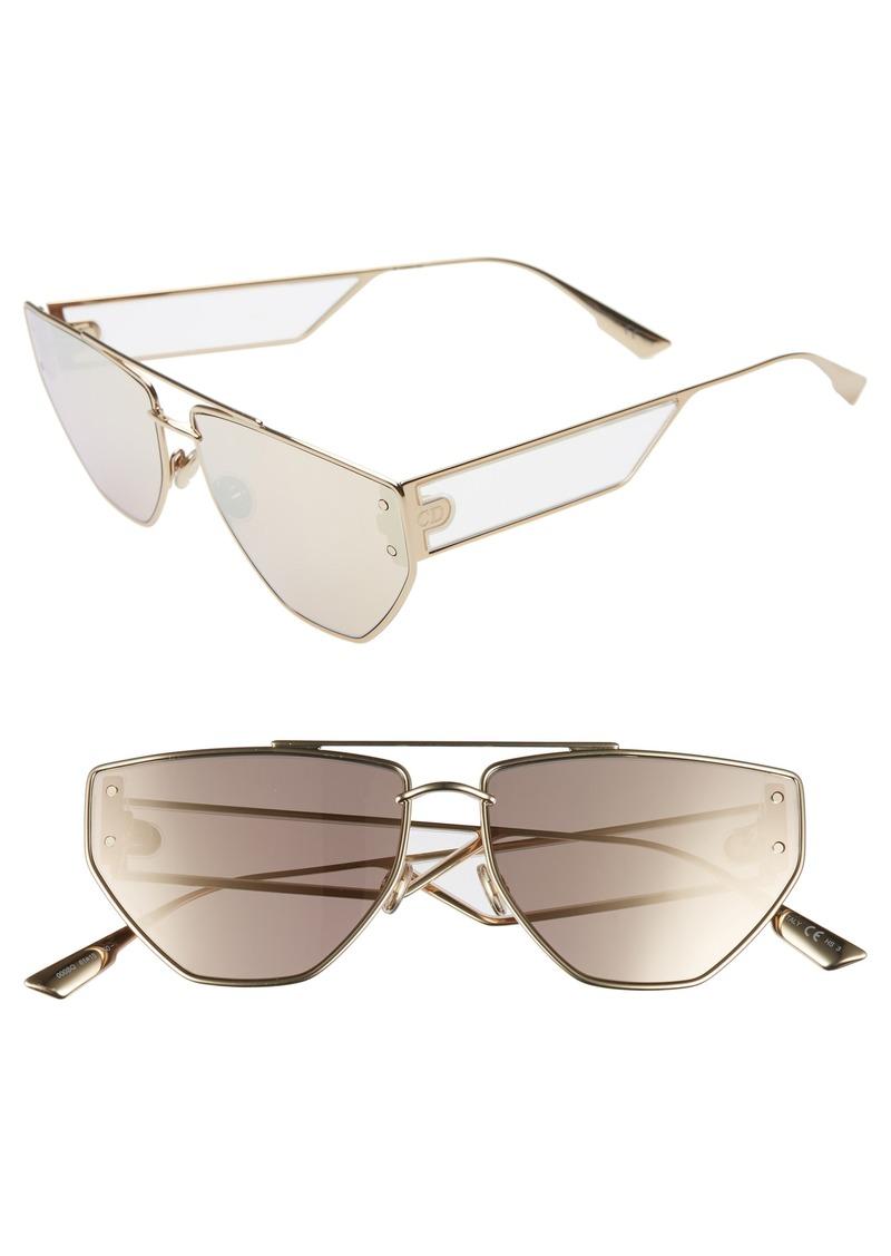 e76230b54 Christian Dior Dior DiorClan 2 61mm Aviator Sunglasses | Sunglasses