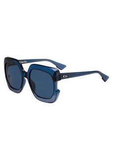 Christian Dior DiorGaia Square Optyl® Sunglasses