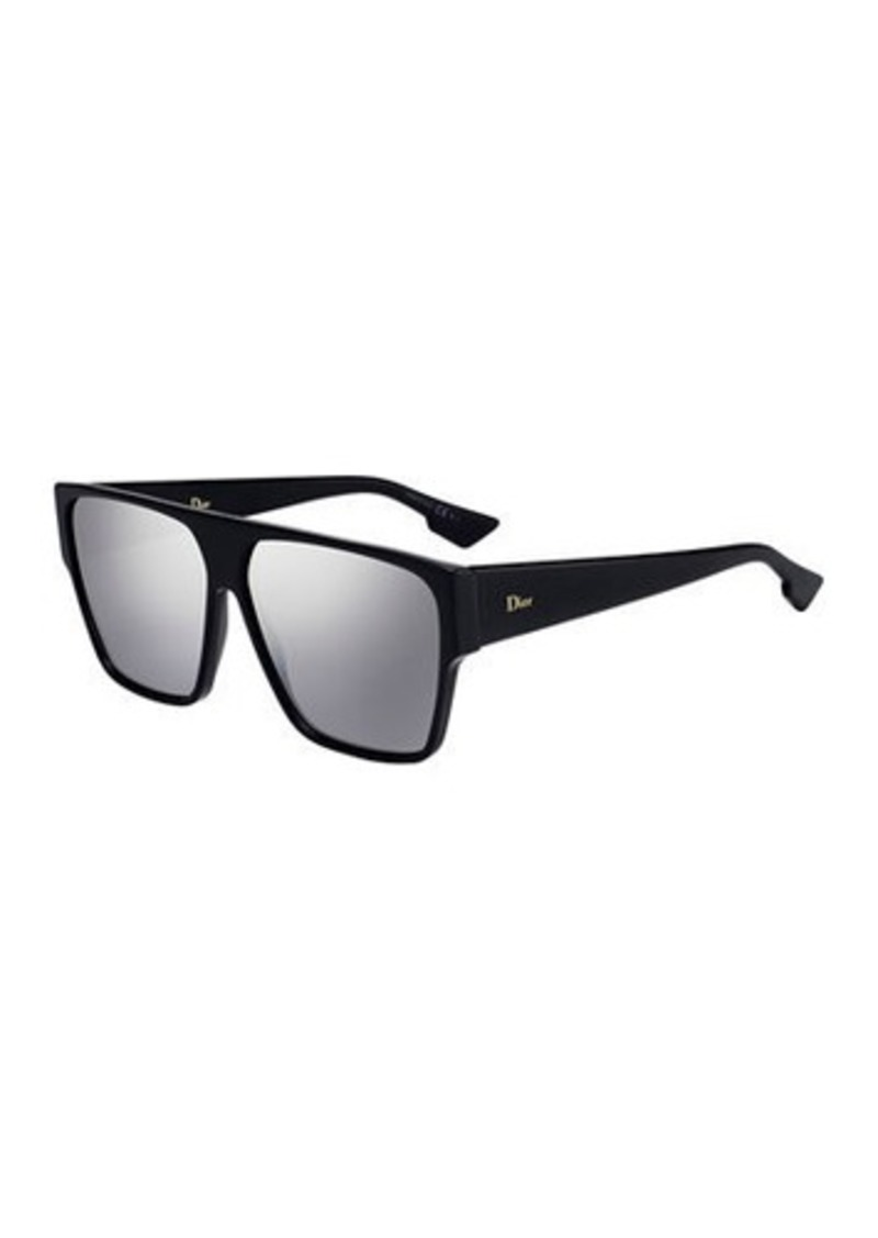 Christian Dior Dior DiorHit Mirrored Acetate Sunglasses