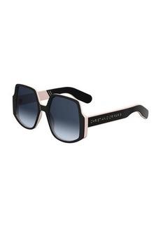 Christian Dior Dior DiorInsideOut1 Square Acetate Sunglasses