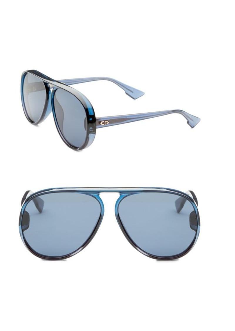 DiorLia 62MM Aviator Sunglasses