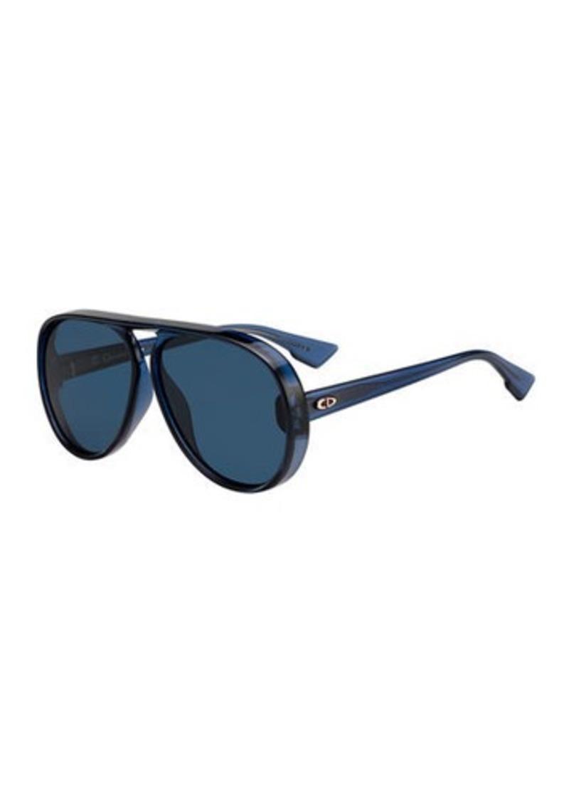 Christian Dior Dior DiorLia Aviator Sunglasses