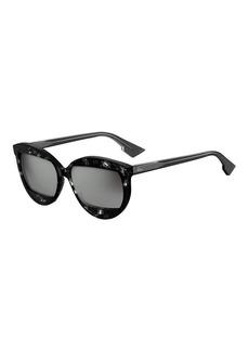 Christian Dior Dior DiorMania2 Square Acetate Sunglasses
