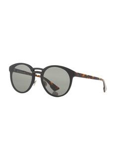 Christian Dior Dior DiorOnde1 Round Acetate Sunglasses