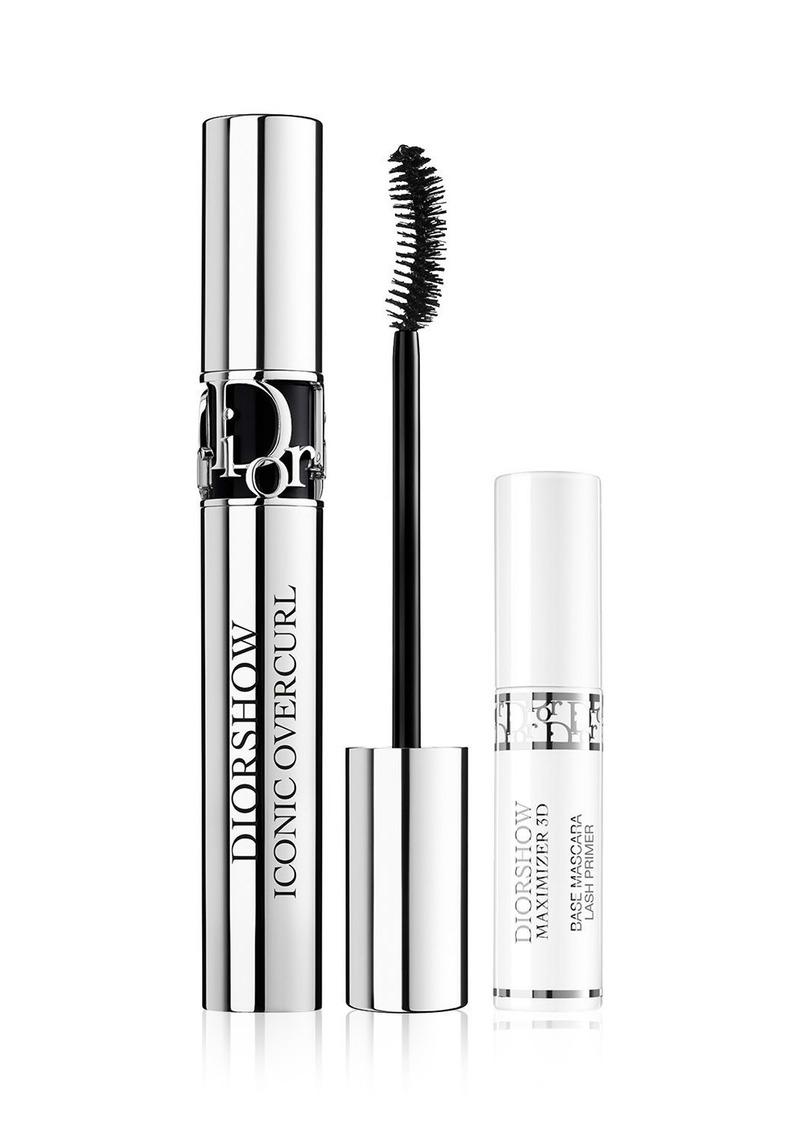 Christian Dior Dior Diorshow Iconic Overcurl Mascara & Lash Primer Serum Gift Set