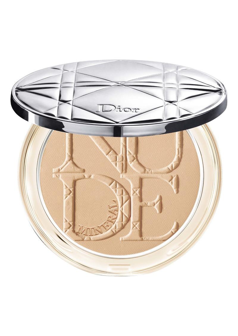 Christian Dior Dior DiorSkin Mineral Nude Matte Perfecting Powder