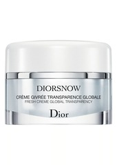 Christian Dior Dior 'Diorsnow' Fresh Crème Global Transparency