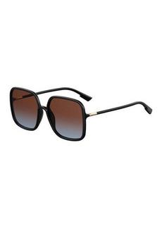 Christian Dior Dior DiorSoStellaire Square Plastic Sunglasses