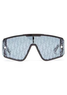 Christian Dior DIOR DiorXtrem monogram mask acetate sunglasses