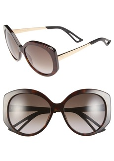 Dior Extase 1 58mm Sunglasses