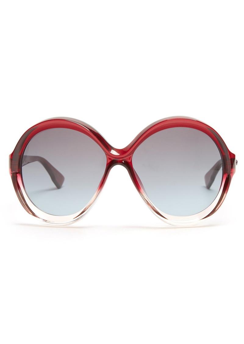 6f12d497b22 Christian Dior Dior Eyewear Bianca round-frame sunglasses