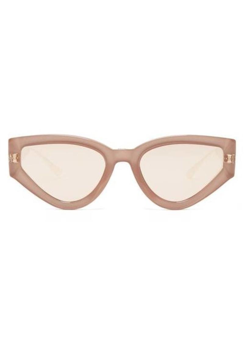 Christian Dior Dior Eyewear CatStyleDior1 cat-eye acetate sunglasses