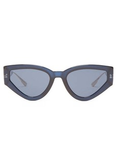 Christian Dior Dior Eyewear CatStyleDior1 cat-eye acetate sunglasses