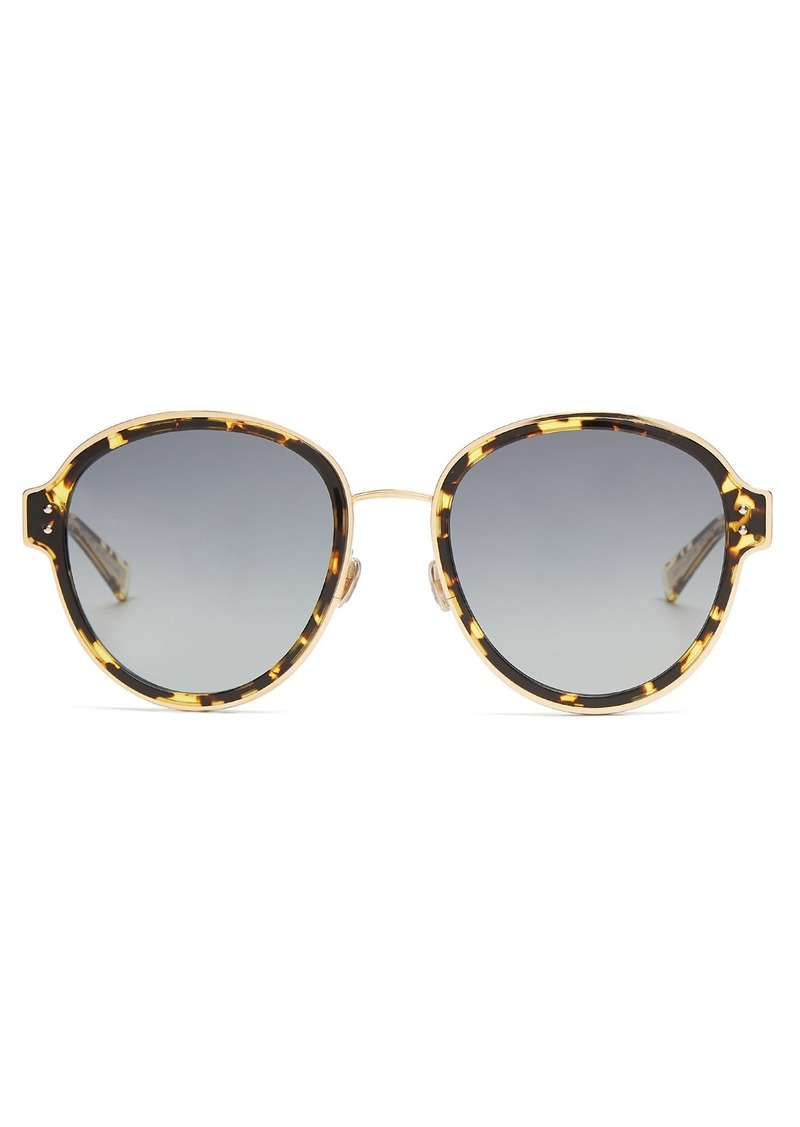 f76b129df2 Christian Dior Dior Eyewear Celestial round-frame sunglasses