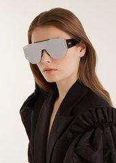 081ed3360b ... Christian Dior Dior Eyewear DiorAddict1 mirrored D-frame sunglasses ...