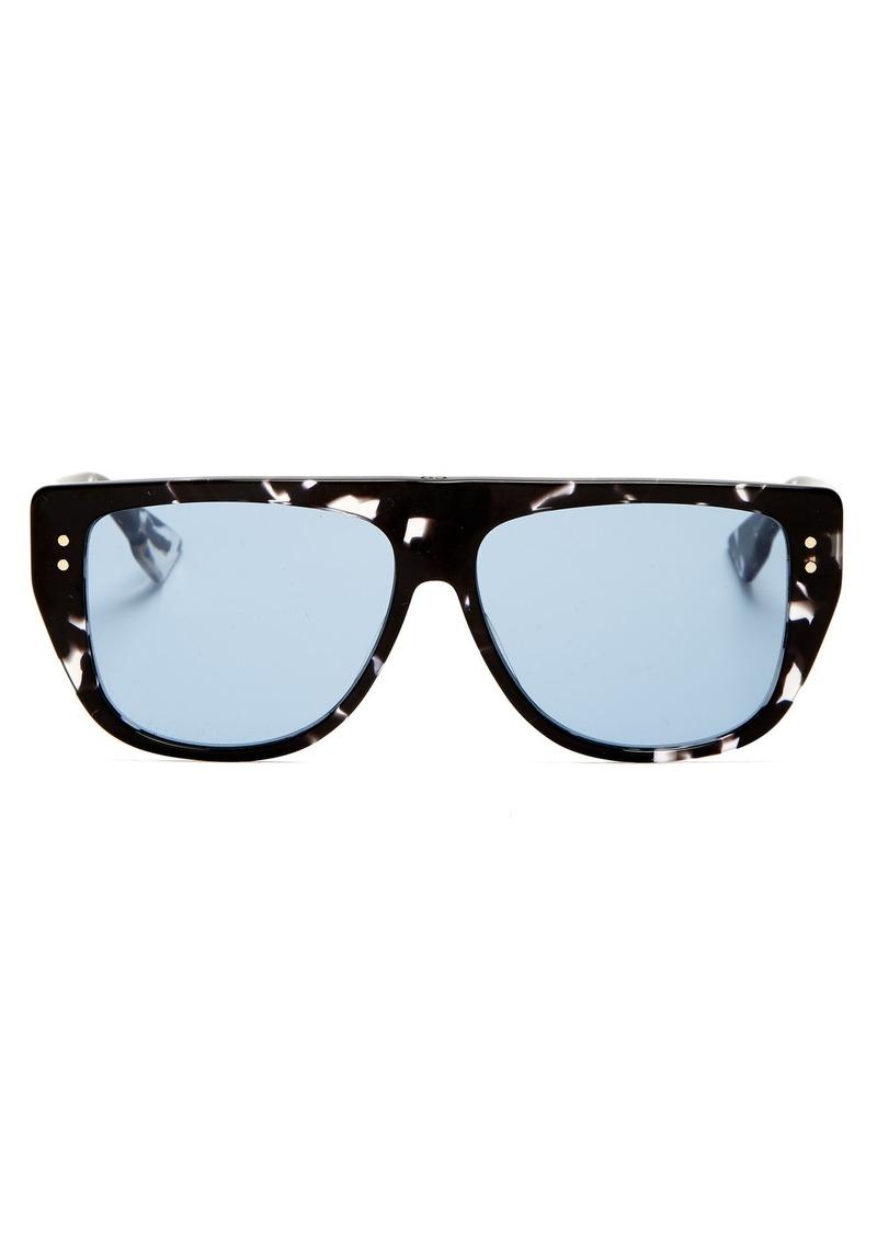 8cfeb611b6 Christian Dior Dior Eyewear DiorClub2 D-frame acetate sunglasses ...
