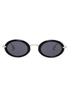 Christian Dior Dior Eyewear DiorHypnotic2 oval acetate sunglasses