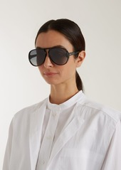 27defdf21d0 Christian Dior Dior Eyewear Diorlia aviator sunglasses Christian Dior Dior  Eyewear Diorlia aviator sunglasses ...