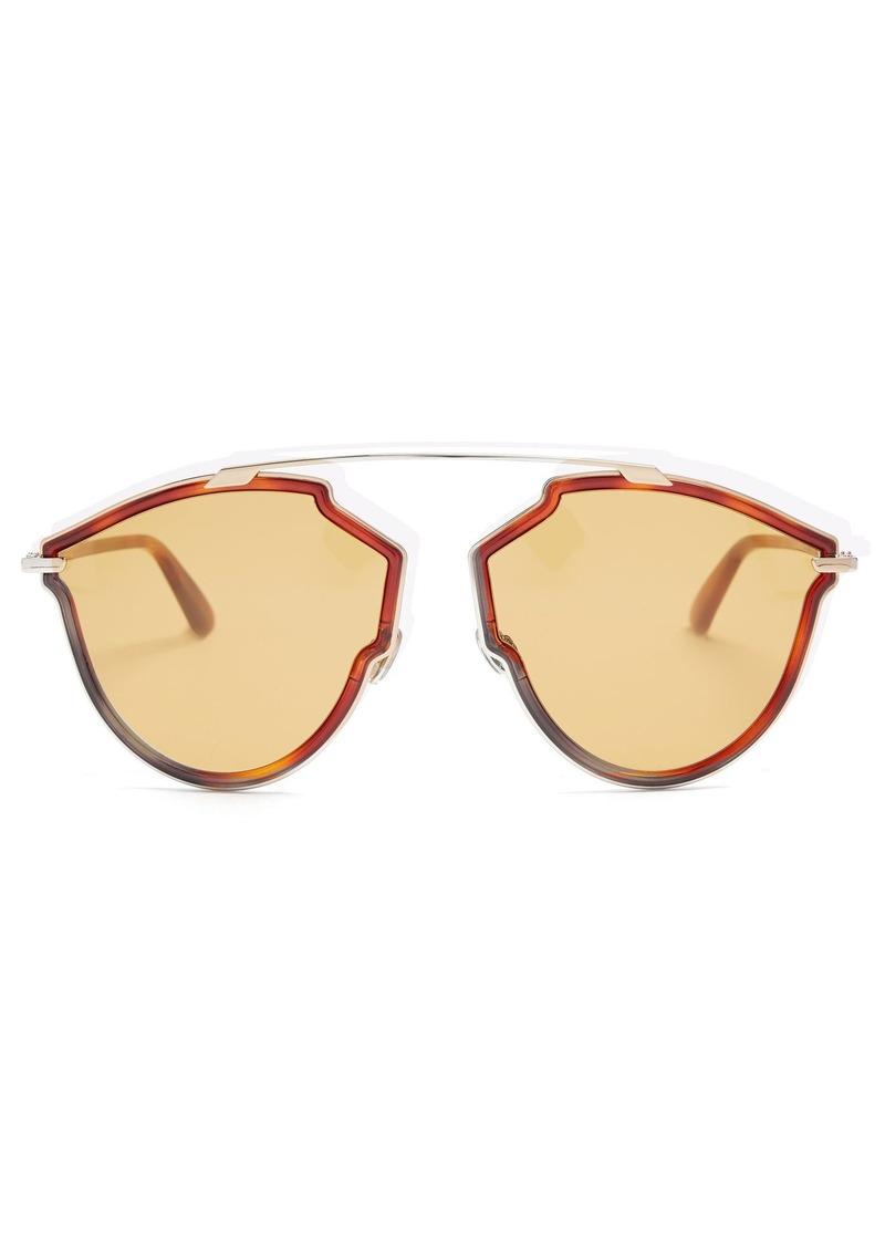 d303c0887c Christian Dior Dior Eyewear DiorSoReal tortoiseshell aviator-frame  sunglasses