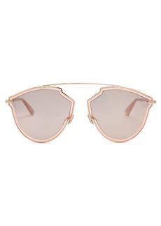 Christian Dior Dior Eyewear DiorSoRealRise cat-eye sunglasses