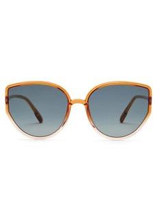 Christian Dior Dior Eyewear DiorSoStellaire04 cat-eye acetate sunglasses