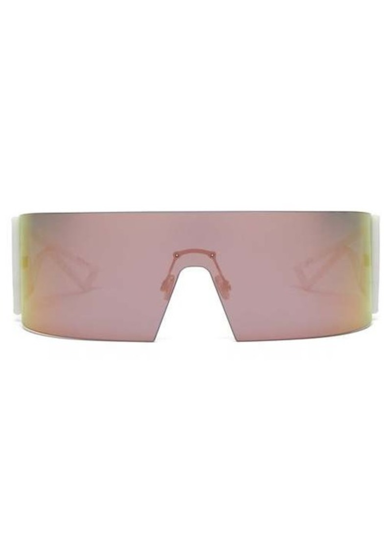 Christian Dior Dior Eyewear KaleiDiorscopic rubberised-acetate sunglasses