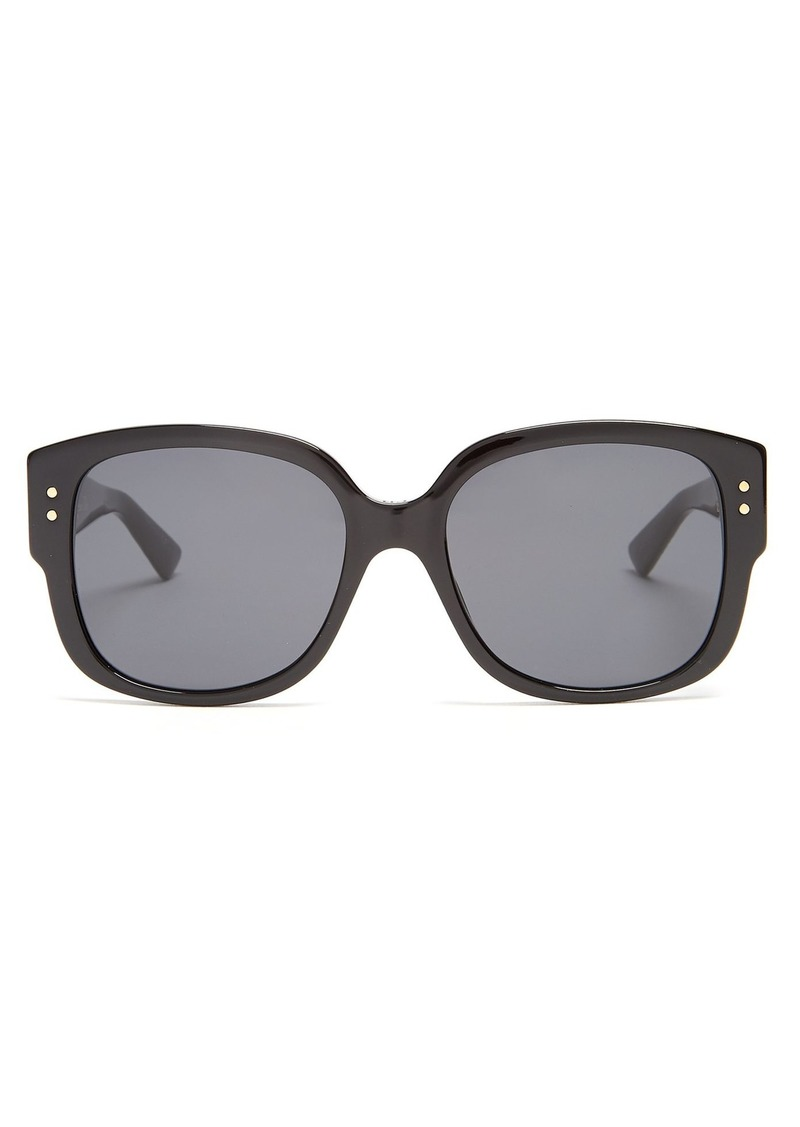 1e92b8f657 SALE! Christian Dior Dior Eyewear Lady Diorstuds acetate sunglasses