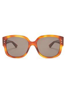 Christian Dior Dior Eyewear Lady Diorstuds acetate sunglasses