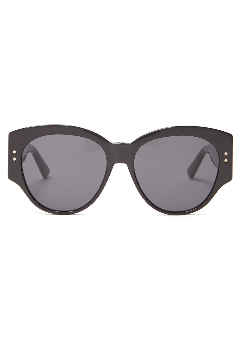 6cb7b1a30aa Christian Dior Dior Eyewear Lady Diorstuds2 acetate cat-eye sunglasses