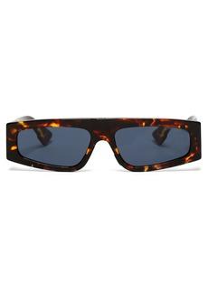 Christian Dior Dior Eyewear Power tortoiseshell-acetate sunglasses