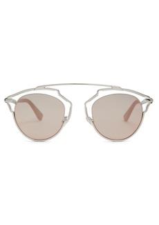Christian Dior Dior Eyewear So Real aviator sunglasses