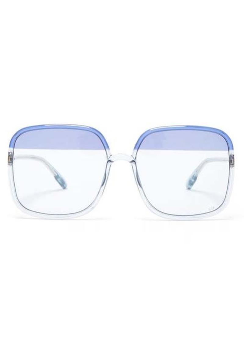 Christian Dior Dior Eyewear So Stellaire 1 square acetate sunglasses