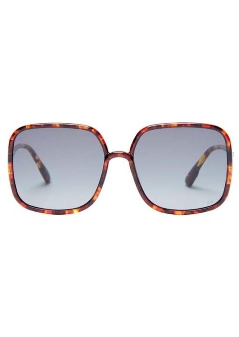 Christian Dior Dior Eyewear SoStellaire 1 square acetate sunglasses