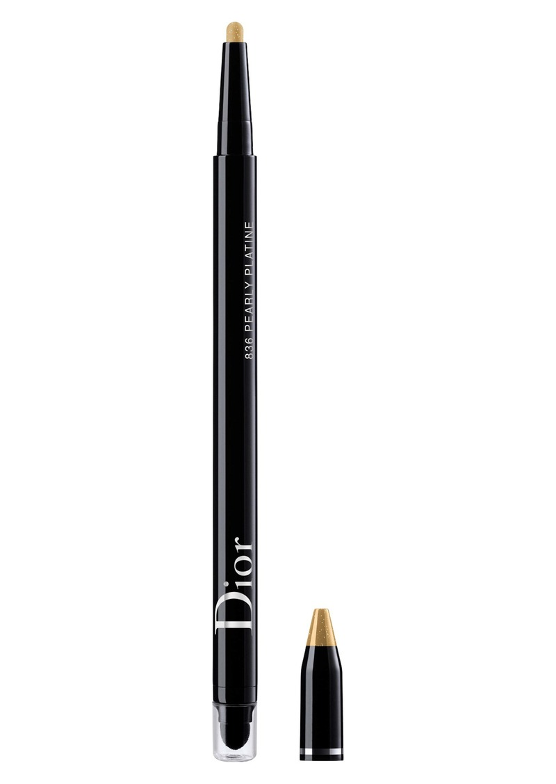 Christian Dior Dior Golden Nights Diorshow 24H Stylo Waterproof Eyeliner (Limited Edition)