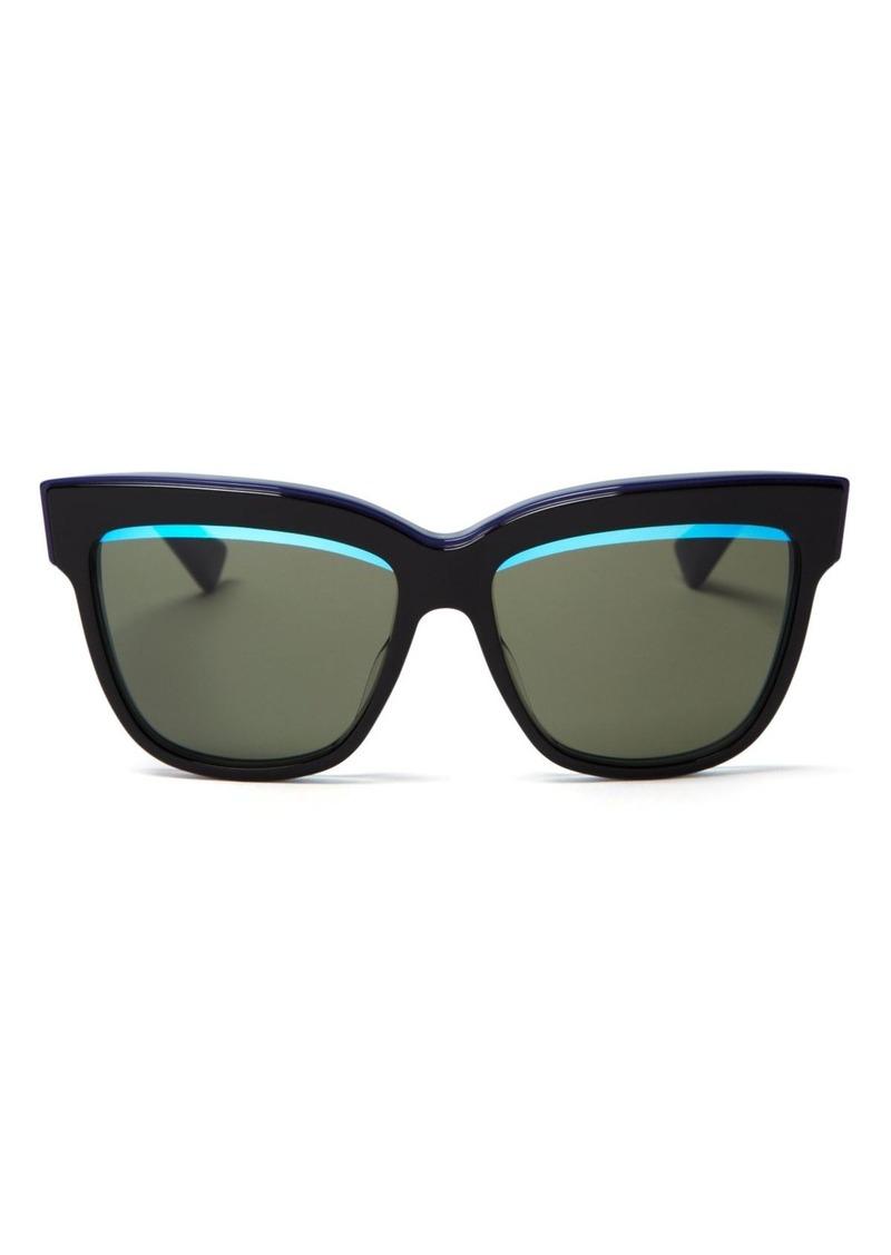 ccde73a532a5e Christian Dior Dior Graphic Cat Eye Sunglasses