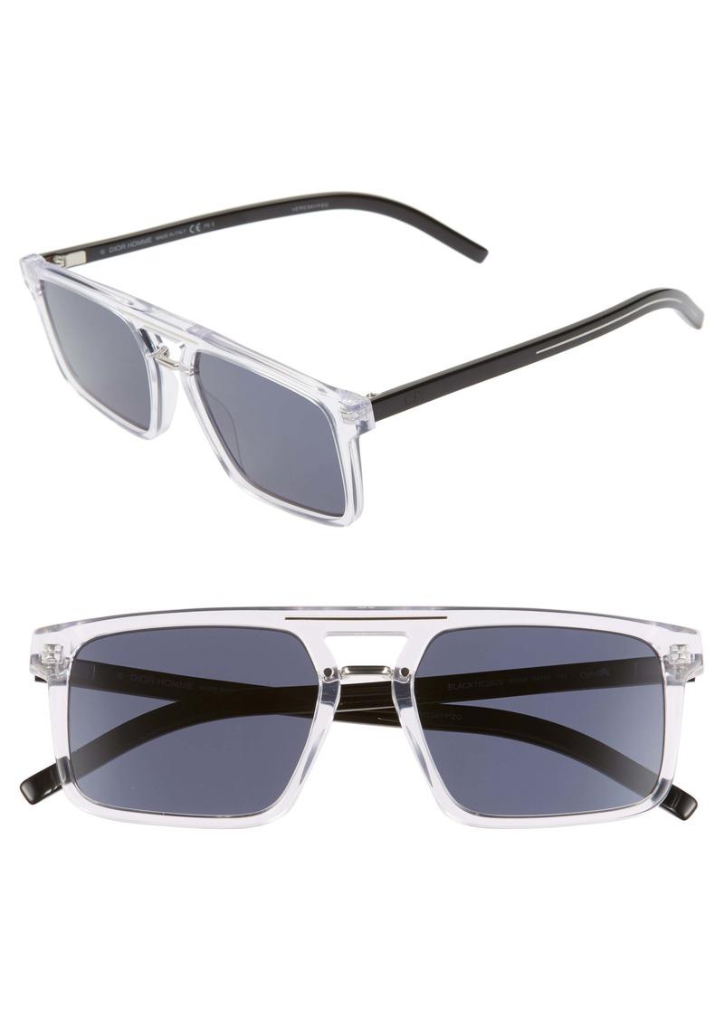Christian Dior Dior Black Tie 54mm Sunglasses