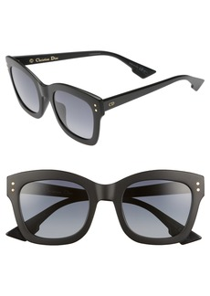 Christian Dior Dior Izon 51mm Sunglasses