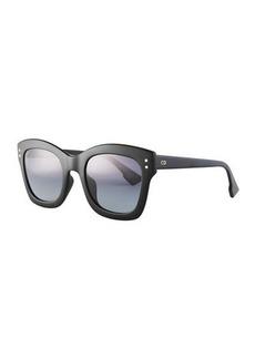 Christian Dior Dior Izon2 Square Transparent Sunglasses