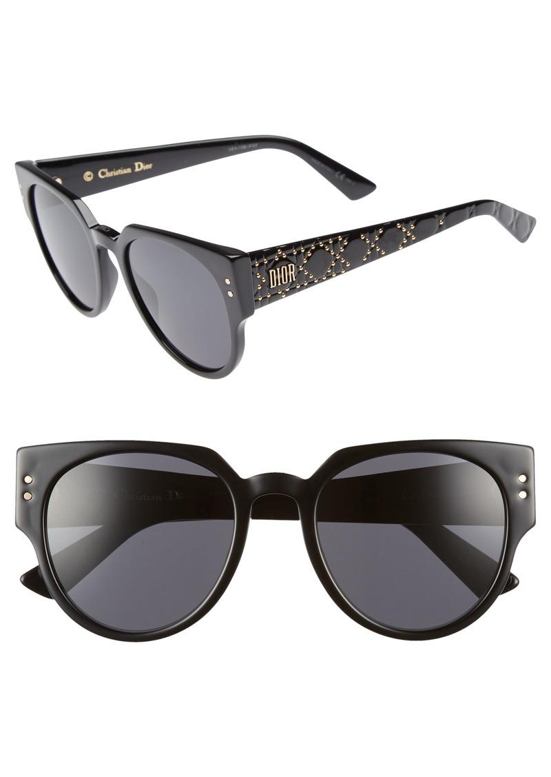 2ded3ec1808b Christian Dior Dior Lady Dior 52mm Cat Eye Sunglasses