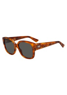 Christian Dior Dior Lady Dior Studs Sunglasses