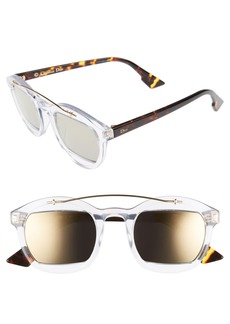Christian Dior Dior Mania 50mm Sunglasses