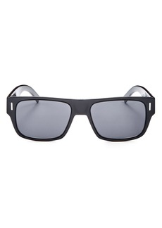 Christian Dior Dior Men's Fraction Square Sunglasses, 55mm