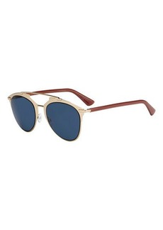 Christian Dior Dior Mirrored Metal Sunglasses